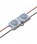 LED-Chipmodul 105 Lumen Gleichstrom 12V DC kaltweiss 1 W