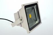 LED-Flutlichtstrahler 2700 Lumen Gleichstrom 120-230V DC kaltweiss 35W
