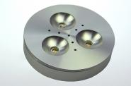 LED-Aufbauleuchte 140 Lumen Gleichstrom 12V DC warmweiss 3,6W