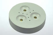 LED-Aufbauleuchte 200 Lumen Gleichstrom 12-24V DC warmweiss 3,6W