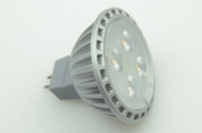 GU5.3 LED-Spot PAR16 380 Lumen Gleichstrom 10-30V DC kaltweiss 5W
