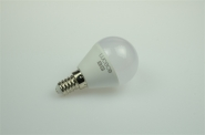 E14 LED-Globe LB45 250 Lumen Gleichstrom 110-240V DC warmweiss 4W