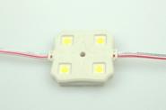 LED-Chipmodul 100 Lumen Gleichstrom 12V DC kaltweiss 1W dimmbar