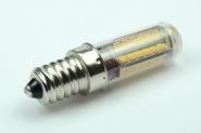 E14 LED-Tubular 210 Lumen Gleichstrom 190-269V DC warmweiss 3 W