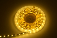 LED-Lichtband Gleichstrom12V DC Gelb 4,8W/m dimmbar