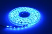 LED-Lichtband 110 Lumen Gleichstrom 12-14,8V DC Blau 24W dimmbar