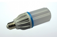 E27 LED-Tubular 800 Lumen Gleichstrom 120-230V DC warmweiss 10,5W