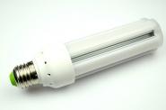 E27 LED-Tubular 1300 Lumen Gleichstrom 85-269V DC warmweiss 15W