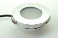 LED-Downlight 150 Lumen Gleichstrom 10-30V DC warmweiss 2W