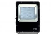 LED-Flutlichtstrahler 6000 Lumen Gleichstrom 127-431V DC kaltweiss 76W Asymetrisch