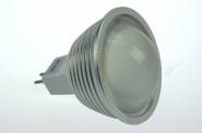 GU5.3 LED-Spot PAR16 270 Lumen Gleichstrom 12-25V DC warmweiss 4,8W