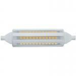 R7S LED-Stablampe 1300 Lumen Gleichstrom 145-269V DC warmweiss 13 W