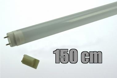G13 LED-Röhre 2150 Lumen Gleichstrom 90-240V DC kaltweiss 24W