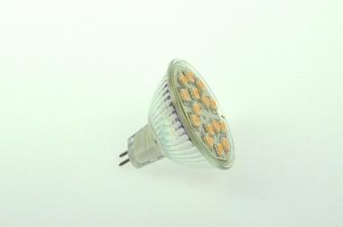 GU5.3 LED-Spot MR16 240 Lumen Gleichstrom 10-30V DC warmweiss 2,6W