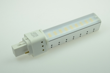 G24-D1 LED-Kompaktlampe 700 Lumen Gleichstrom 180-240V DC neutralweiss 10W