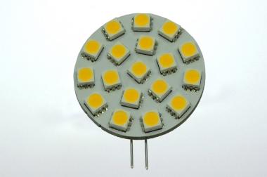 G4 LED-Modul 280 Lumen Gleichstrom 10-30V DC warmweiss 2,6W