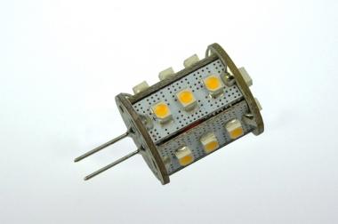 G4 LED-Stiftsockellampe 200 Lumen Gleichstrom 10-30V DC warmweiss 1,9W