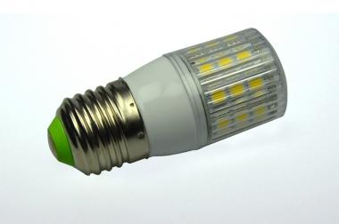 E27 LED-Tubular 390 Lumen Gleichstrom 10-30V DC kaltweiss 4W