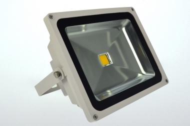 LED-Flutlichtstrahler 3800 Lumen Gleichstrom 120-230V DC kaltweiss