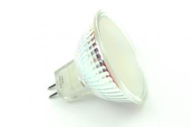 GU5.3 LED-Spot PAR16 140 Lumen Gleichstrom 10-30V DC warmweiss 1,6W