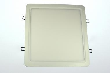 LED-Panel Gleichstrom24V DC RGB 25W Einbaupanel