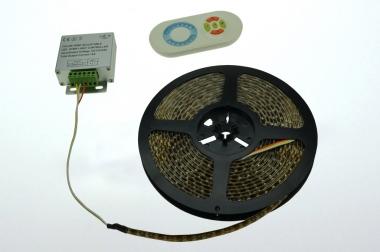 LED-Lichtband 600 Lumen Gleichstrom 12V DC warm/kaltweiss 48W 2800-6500K