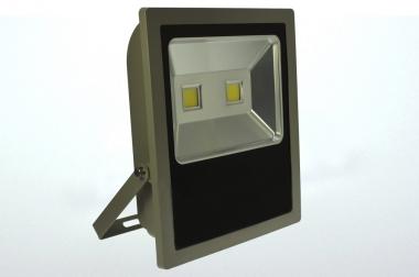 LED-Flutlichtstrahler 12110 Lumen Gleichstrom 120-230V DC kaltweiss 150W flache Bauweise