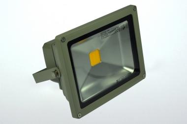 LED-Flutlichtstrahler 1700 Lumen Gleichstrom 120-230V DC kaltweiss 22W