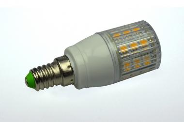 E14 LED-Tubular 390 Lumen Gleichstrom 10-30V DC kaltweiss 4W
