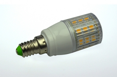 E14 LED-Tubular 370 Lumen Gleichstrom 10-30V DC neutralweiss 4W