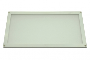 LED-Minipanel 330 Lumen Gleichstrom 12-14V DC warmweiss 6W