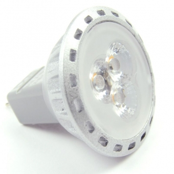 GU4 LED-Spot MR11 210 Lumen Gleichstrom 10-30V DC neutralweiss 2,5W
