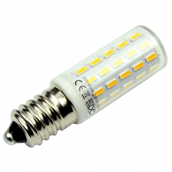 E14 LED-Tubular 400 Lumen Gleichstrom 80-269V DC warmweiss 3,2 W