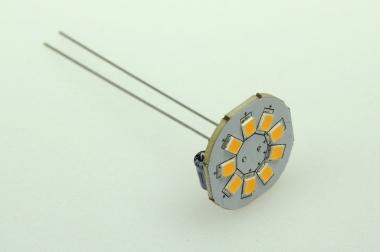 GZ4 LED-Modul 120 Lumen Gleichstrom 10-30V DC warmweiss 1,5W