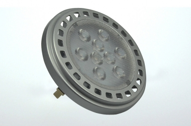 G53 LED-Spot AR111 760 Lumen Gleichstrom 12V DC neutralweiss 11W