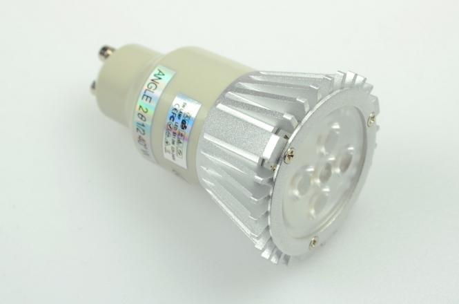 GU10 LED-Spot PAR16 360 Lumen Gleichstrom 80-240V DC warmweiss 5,1W