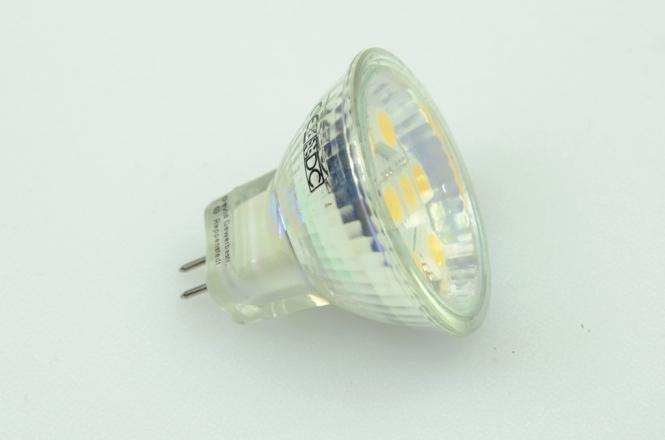 GU4 LED-Spot MR11 120 Lumen Gleichstrom 10-30V DC neutralweiss 1,3W