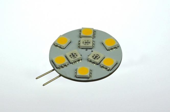 G4 LED-Modul 80/20 Lumen Gleichstrom 10-30V DC warmweiss/rot 1,4W/0,5W