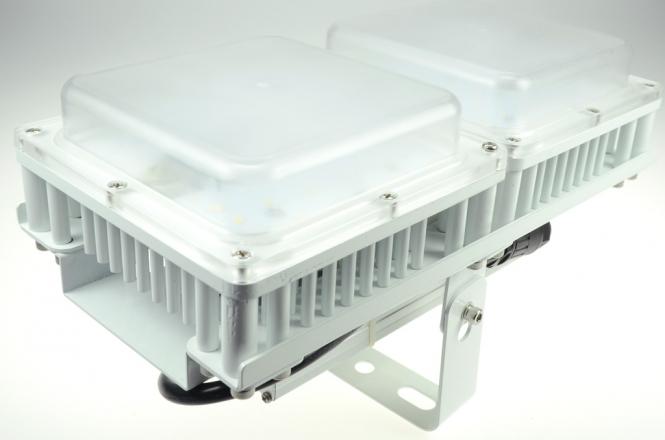 LED-Hallentiefstrahler 10000 Lumen Gleichstrom 127-350V DC kaltweiss 100W Nichia LED