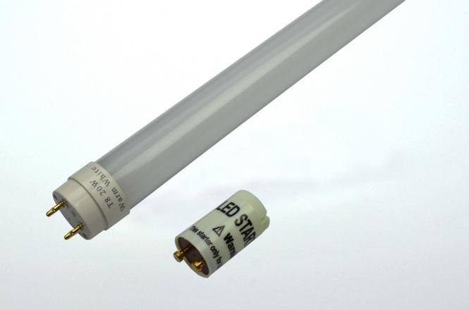 G13 LED-Röhre 1850 Lumen Gleichstrom 90-240V DC kaltweiss 20W