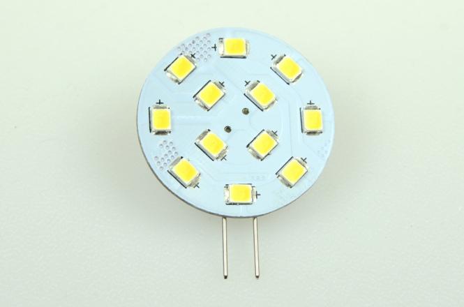 G4 LED-Modul 200 Lumen Gleichstrom 10-30V DC kaltweiss 2W