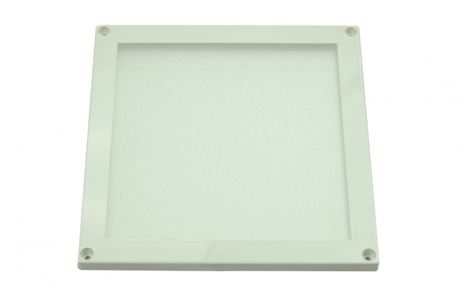 LED-Panel 140 Lumen Gleichstrom 12-14V DC warmweiss 3W
