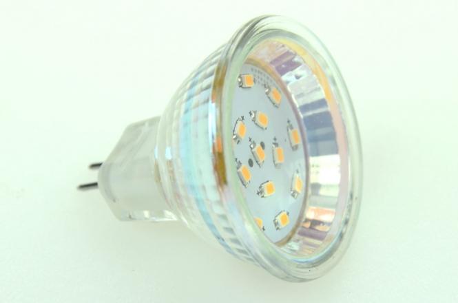 GU4 LED-Modul 115 Lumen Gleichstrom 10-30V DC warmweiss 1,5 W