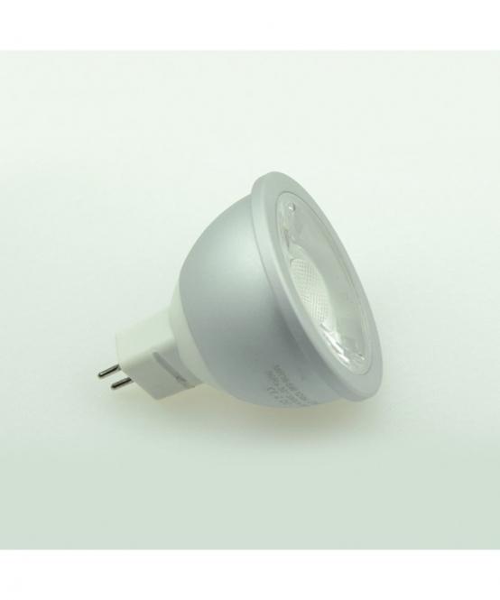 GU5.3 LED-Spot PAR16 450 Lumen Gleichstrom 12-16V DC neutralweiss 6W
