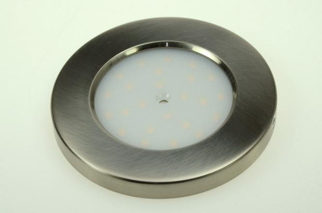 LED-Aufbauleuchte 240 Lumen Gleichstrom 10-30V DC warmweiss 3 W Schalter, integrierter Dimmer