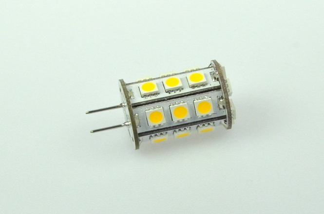 GY6.35 LED-Stiftsockellampe 320 Lumen Gleichstrom 10-30V DC kaltweiss 2,6W