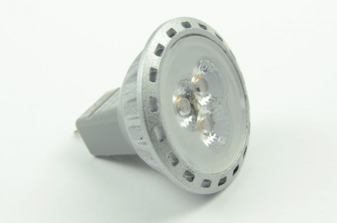 GU4 LED-Spot MR11 200 Lumen Gleichstrom 10-30V DC warmweiss 2,5W
