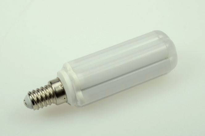 E14 LED-Tubular 600 Lumen Gleichstrom 60-269V DC warmweiss 8 W