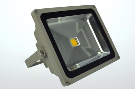LED-Flutlichtstrahler 3800 Lumen Gleichstrom 120-230V DC kaltweiss 56W