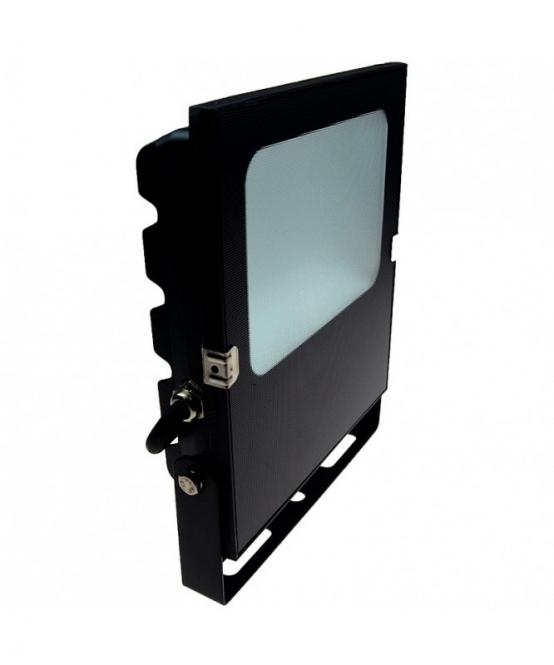 LED-Flutlichtstrahler 5500 Lumen Gleichstrom 10-30V DC kaltweiss 50W flache Bauweise